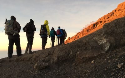 KILIMANJARO 9 DAYS NORTHERN CIRCUIT ROUTE