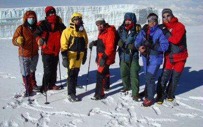 MOUNT KILIMANJARO-6 DAYS MARANGU ROUTE TREKKING