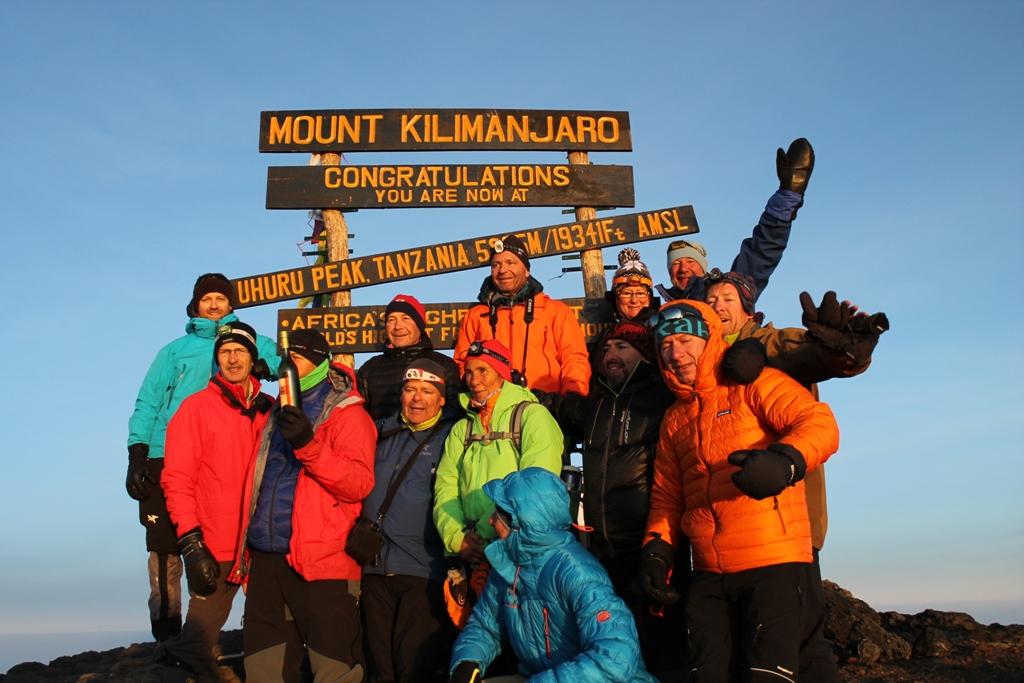 Kilimanjaro Summit Success Rates in 2019 and 2020
